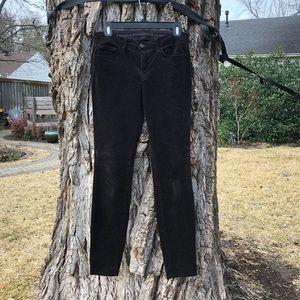 J Brand Corduroy Skinny Leg